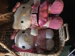 Hello kitty girls backpack purse for Sale in Redford Charter Township, MI