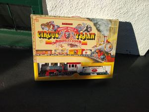 G gauge Circus Train for Sale in Downers Grove, IL