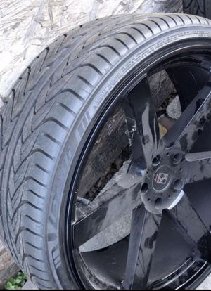 24 inch rims for Sale in Los Angeles, CA