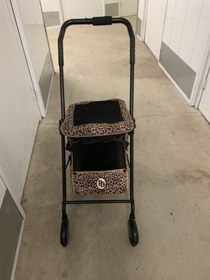 Small Dog Pet Cat Stroller for Sale in Huntington Beach, CA