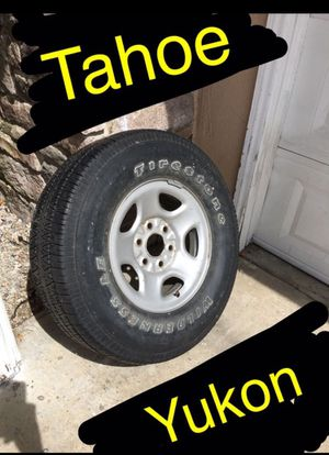 New spare tire for Yukon Tahoe Chevrolet trucks. GMC. Sierra. Denali for Sale in Ontario, CA