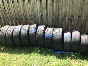 Used pairs of tires for Sale in Gaithersburg, MD