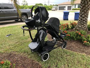 Dual Baby Stroller. Best protection for your new born. {link removed} for Sale in Miami, FL