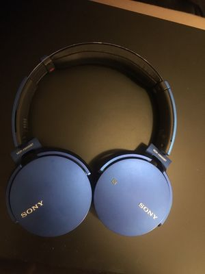 Sony wireless swivel headphones for Sale in Mission Viejo, CA