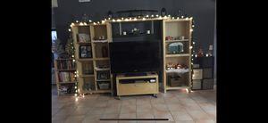 entertainment center or just bookshelves for Sale in Miramar, FL