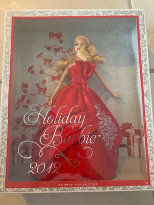 2012 Holiday Barbie for Sale in North Port, FL