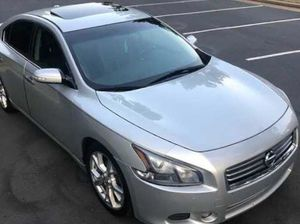 Automatic 2012 Nissan Maxima Sv fully for Sale in Tampa, FL