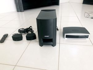 Bose Acoustimass Sound System for Sale in Pembroke Pines, FL