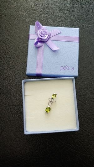 Peridot Sterling Silver pendant for Sale in Mountain View, CA