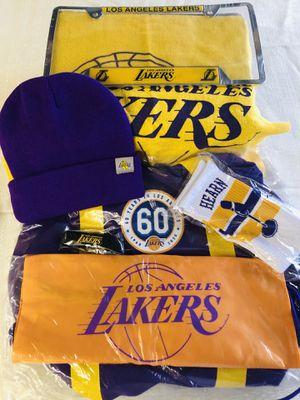 LA Lakers Duffle Bag Combo! for Sale in Huntington Beach, CA