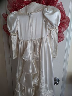4 Toddler wedding dress for Sale in Tucker, GA