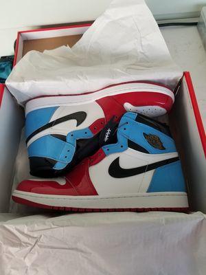New Jordan 1 retro Fearless size 12 for Sale in Philadelphia, PA