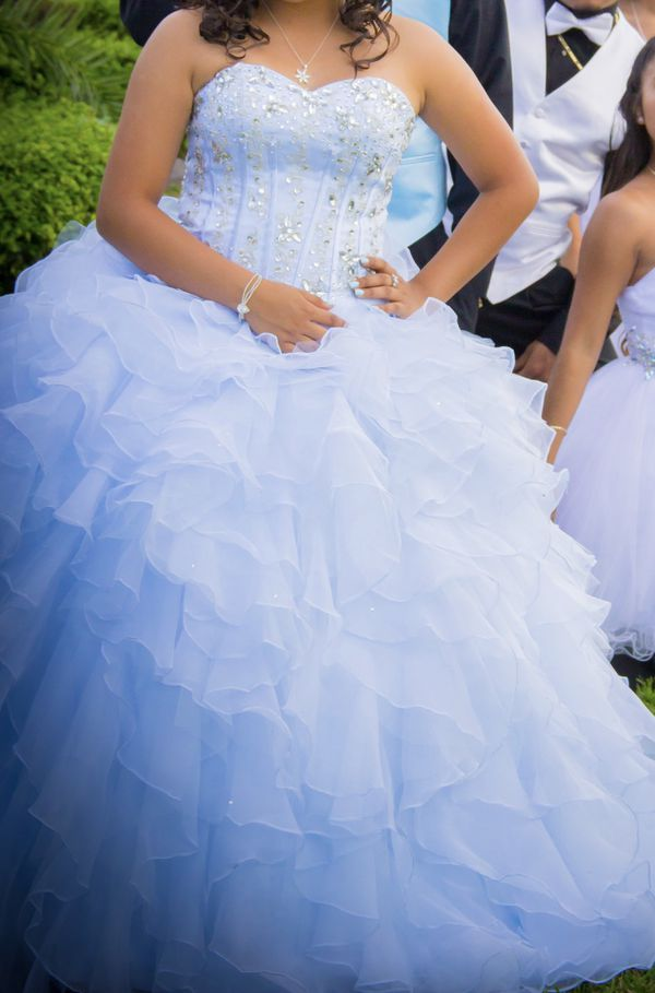 Quincenera Dress