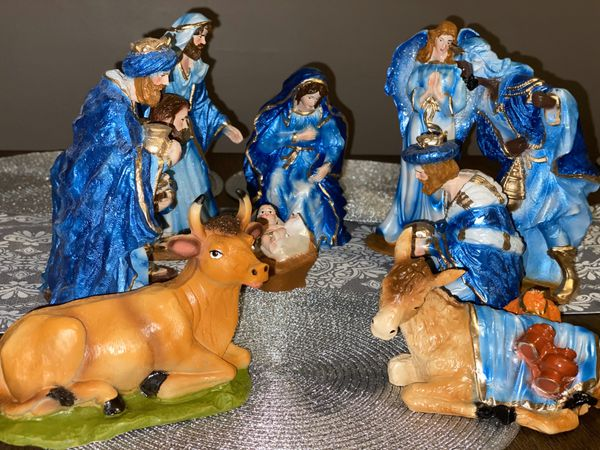 Nacimiento de Resina / Resin Birth