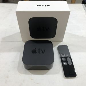 Apple TV, Apple A1842 - MQD22LL/A 32 Gb 4k Apple TV With Box 10013001-1 for Sale in Tampa, FL