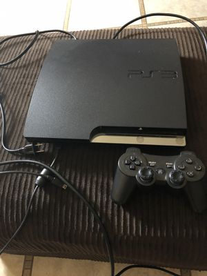Ps3 w/ a lot of games for Sale in Whittier, CA