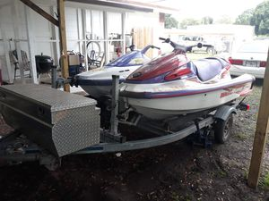 Wave runners for sale for Sale in Brandon, FL