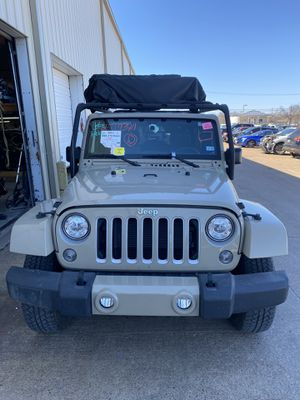2018 Jeep Wrangler Unlimited Sahara for Sale in Fort Worth, TX
