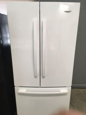 Whirlpool frenchdoor refrigerator for Sale in Shoreline, WA