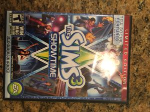 The sims 3 showtime expansion for Sale in Saco, ME