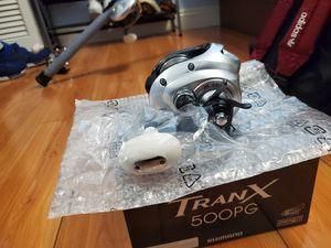 Shimano Tranx 500 for Sale in Stanton, CA