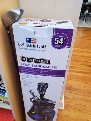 """USKG 54"""" clubs for Sale in Plano, TX"""