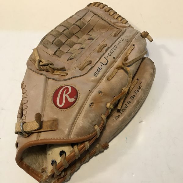 Rawlings RSE36 Tony Gwynn Signature Series 12-1/2 Left Baseball Glove Clean