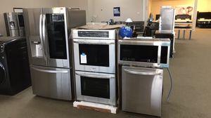 ON SALE! LG Refrigerator Fridge 1 YR Warranty No Damage #738 for Sale in Houston, TX