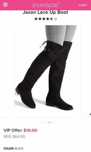 Knee high boots for Sale in Long Beach, CA