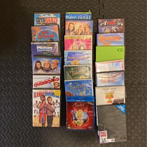Collection Of Kids Movies for Sale in Crofton, MD