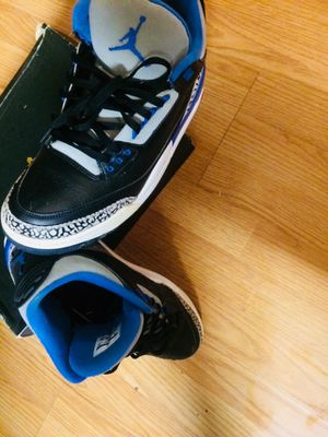 Jordan 3 size 12 for Sale in Severn, MD