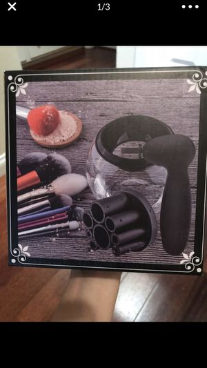 Makeup Brush Cleaner and Dryer Machine, for Sale in Hacienda Heights, CA