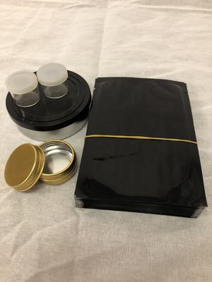Tins/ Baggies/ Packaging Supplies w/o any labels. for Sale in Phoenix, AZ