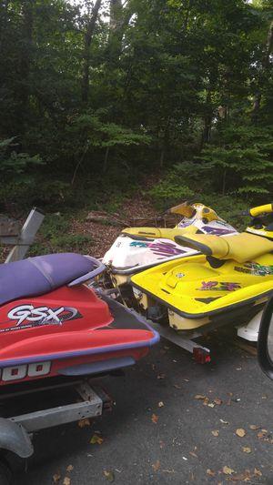 Jet ski 1993xp 1997spx 1997xp for Sale in Arnold, MD