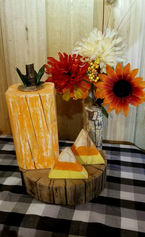 Rustic Farmhouse Fall Decor