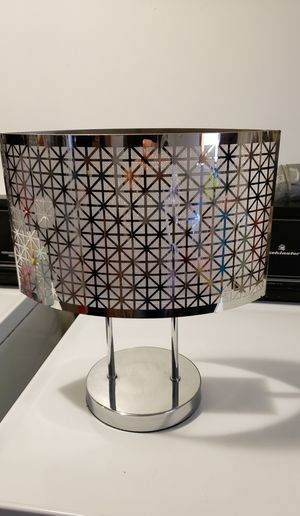 Original Partylite Silver Candle Lamp for Sale in North Ridgeville, OH