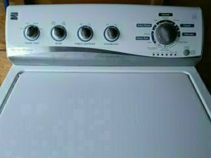 Kenmore washer, super capacity, high efficiency with low water wash option. for Sale in Bellevue, WA