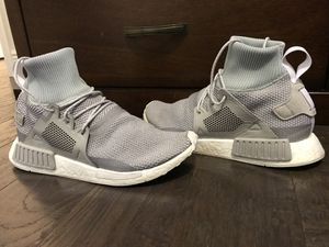 Adidas Grey NMD Sock mid tops retail $190 for Sale in Orlando, FL