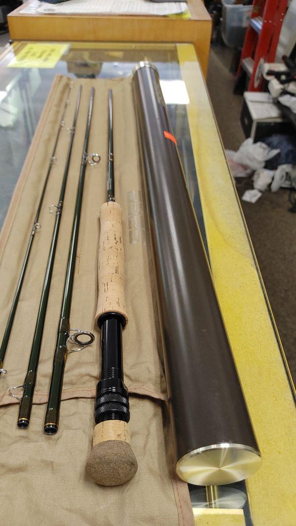 Sage fly fishing poles