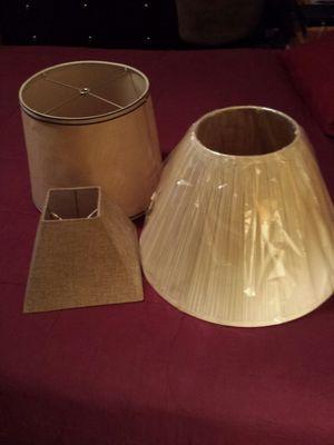Lamp shades for Sale in Salt Lake City, UT