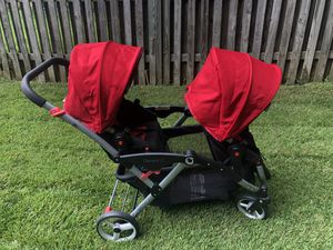 Contours Options LT Double Stroller for Sale in Germantown, MD