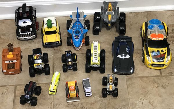 Cars/trucks toys