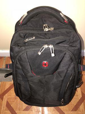 Swiss+Gear BackPack 30+ pockets, Including Sunglasses Case for Sale in Detroit, MI