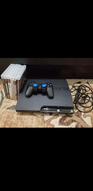 PS3 with games for Sale in Kensington, MD