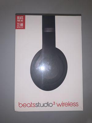Beats studio 3 wireless headphones!! for Sale in Houston, TX