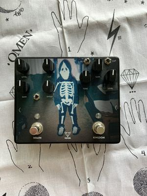 Fuzz overdrive distortion guitar pedal for Sale in Jacksonville, FL