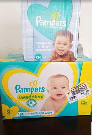 Pampers bundle for Sale in Los Angeles, CA