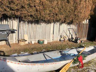 15 foot canoe for Sale in Yakima,  WA