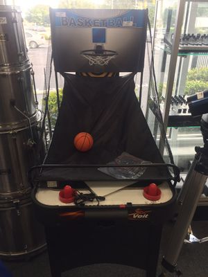 Volt Air Hockey Table/ Basketball Hoop for Sale in Raleigh, NC