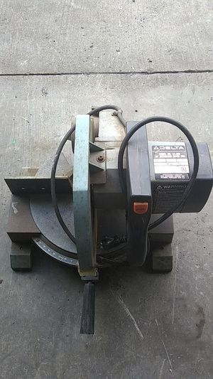 "Delta 10""mitre saw for Sale in Spring Mills, PA"